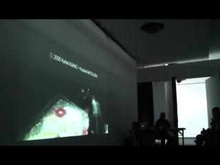 Artist talk by Kohei Asano